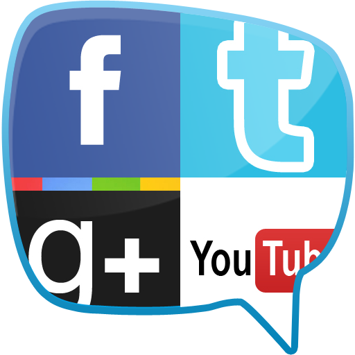 All In One Social Media Online Media International Webdesign