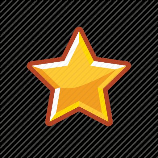 Gold, Golden, Rank, Star Icon