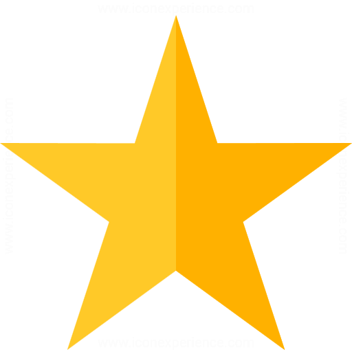 Iconexperience G Collection Star Icon