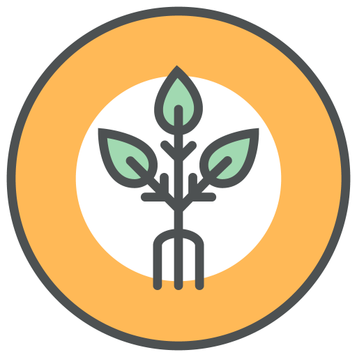 Organic, Food, Allergens Icon Free Of Allergy Info Cosmetic
