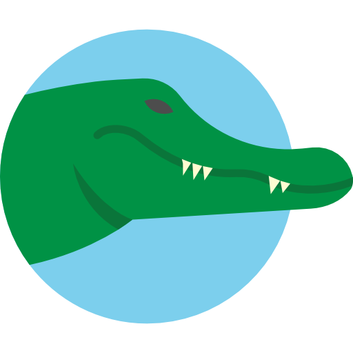 Animals, Crocodile, Wildlife, Animal Kingdom, Zoo, Reptile Icon