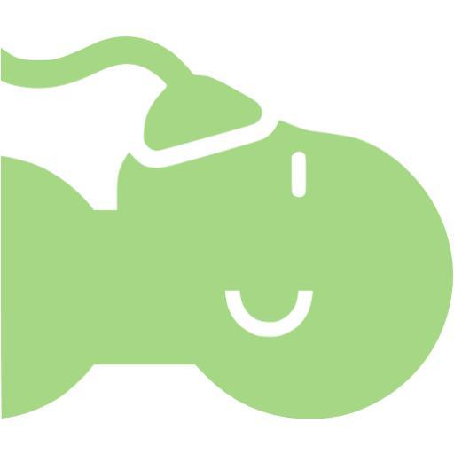Guacamole Green Anesthesia Icon
