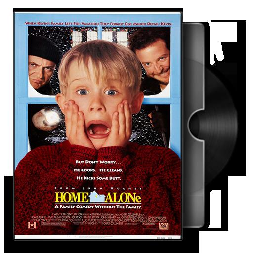 Home Alone Folder Icon