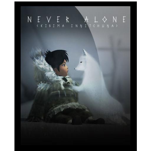 Icon Never Alone