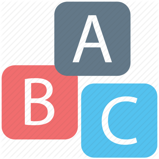Abc Blocks, Alphabet Blocks, Alphabets, Basic Education, Early