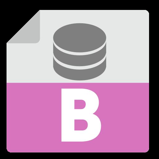 Libreoffice, Base, Alt Icon Free Of Zafiro Apps