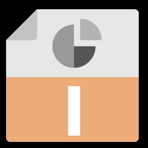 Libreoffice, Impress, Alt Icon Free Of Zafiro Apps