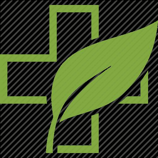 Alternative Medicine, Herbal Medicine, Therapy Icon