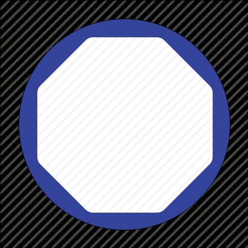 Amazing, Circle, Circular, Popular, Shape, Star Icon