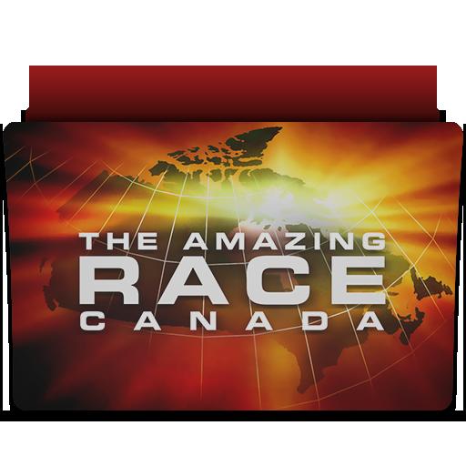 The Amazing Race Canada Folder Icon