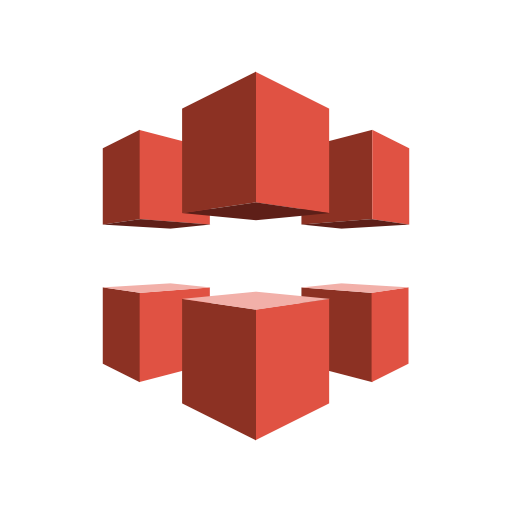 Amazon, Cloudfront, Content, Delivery, Storage Icon