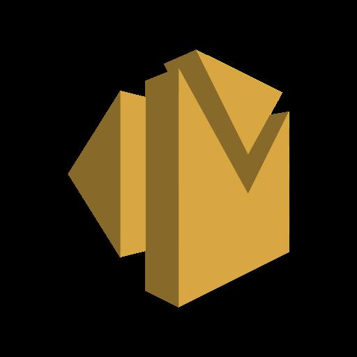 Amazon Aws Stencils Icon