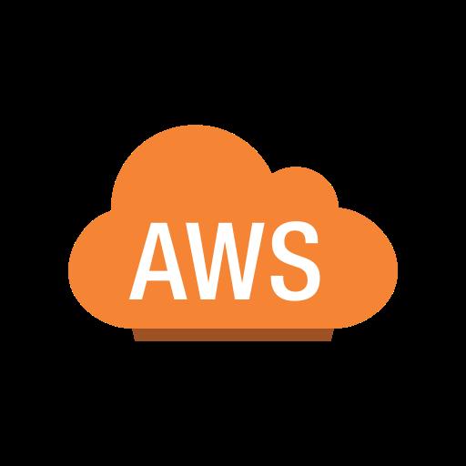Aws, Cloud, Copy, Non, Service, Specific Icon