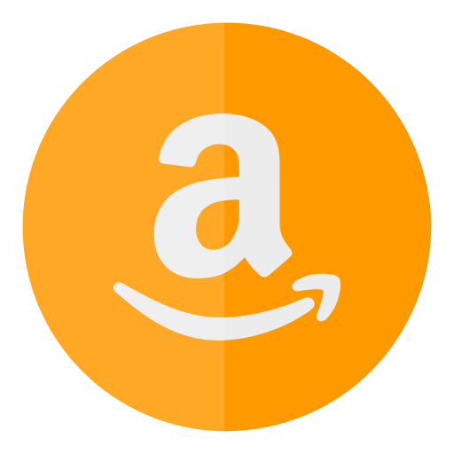 Amazon, Buy, Circle, Sell, Shop Icon