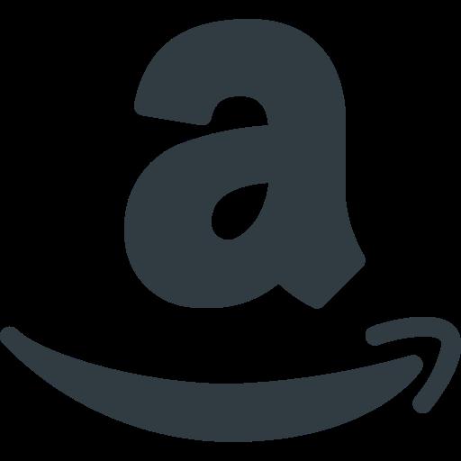 Social Media Amazon Glyph Icon