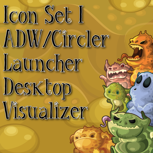 Icon Set I Circle Launcher Appstore For Android