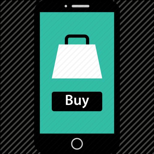 Amazon, Buy, Mobile, Now Icon