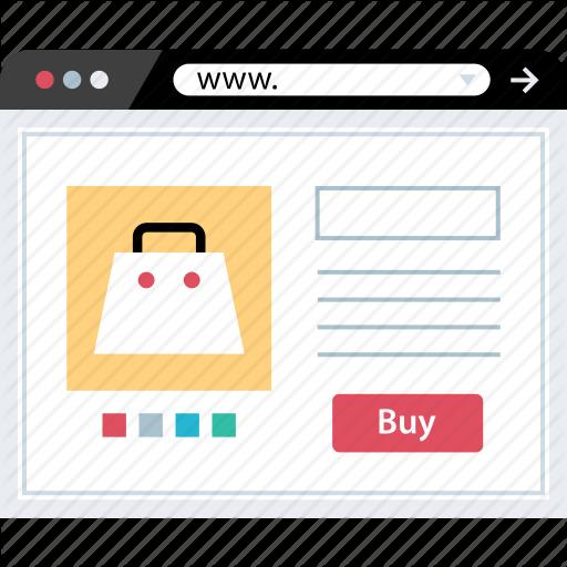 Amazon, Buying, Options, Icon