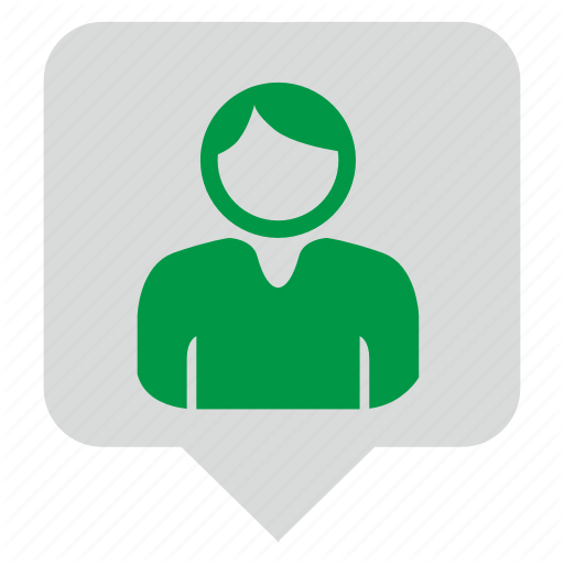 Ambassador, Green, Person, Poi, Pointer Icon