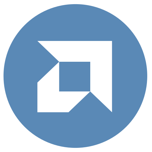 Amd Icon Free Of Zafiro Apps