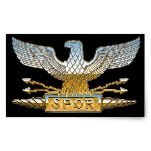 Roman Republic Eagle Vector Images