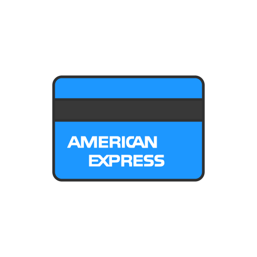 American Express, Card, Payment, Debit, Credit Icon Free Of Major