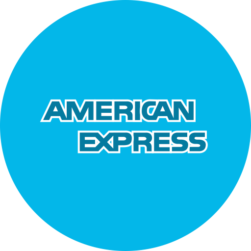 Payment, American Express, Shopping, Money Icon