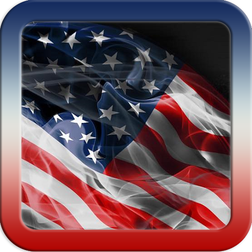 American Flag Keyboard Theme Free Themes Backgrounds