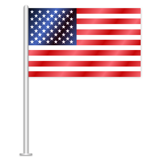 Flag On Moon Clipart Collection