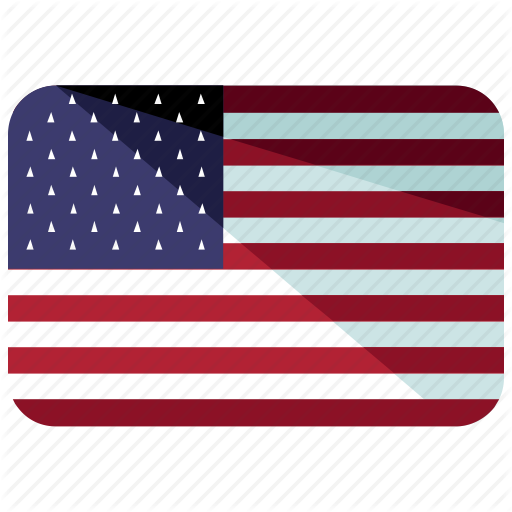 America, Flag, States, United Icon