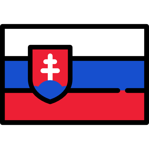 Nation, Slovakia, Flag Icon