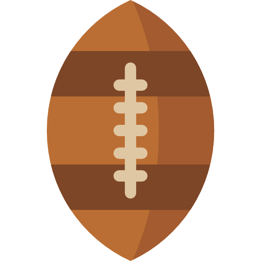 American Football, Sports And Competition, Sports Icon