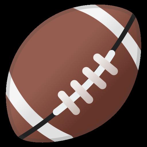 American Football Icon Noto Emoji Activities Iconset Google