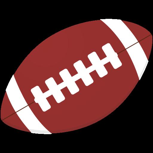 Sport American Football Icon Flatastic Iconset Custom Icon
