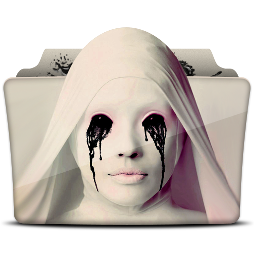 American Horror Story Icon Tv Series Folder Pack Iconset