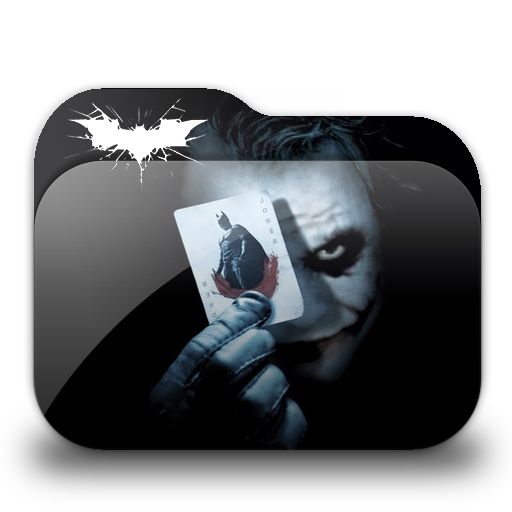 Batman Ace Folder Icons Folder Icon, Png Format