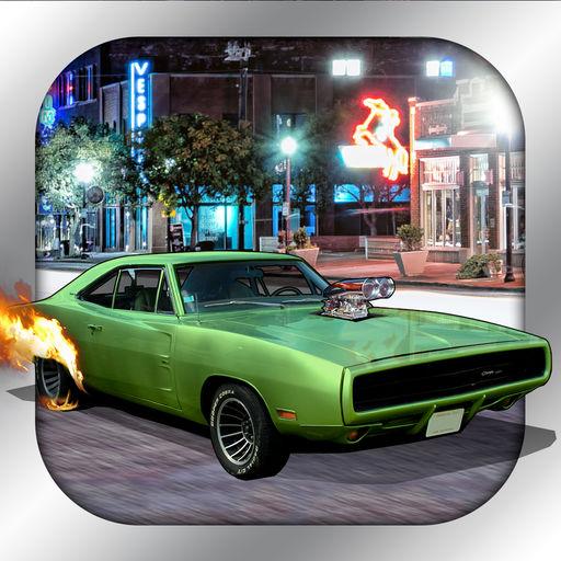 American Muscle Car Simulator