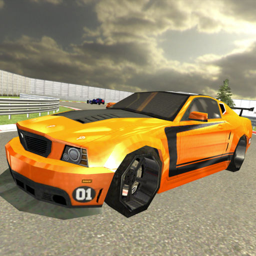 Muscle Cars Racing Simulator