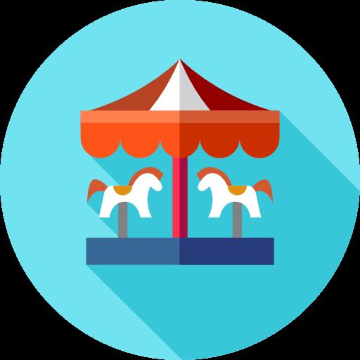 Amusement Park, Fairground, Circus, Fun, Carousel, Carnival