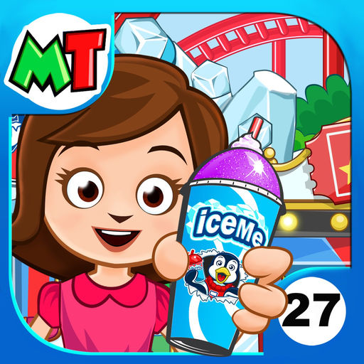 My Town Iceme Amusement Park