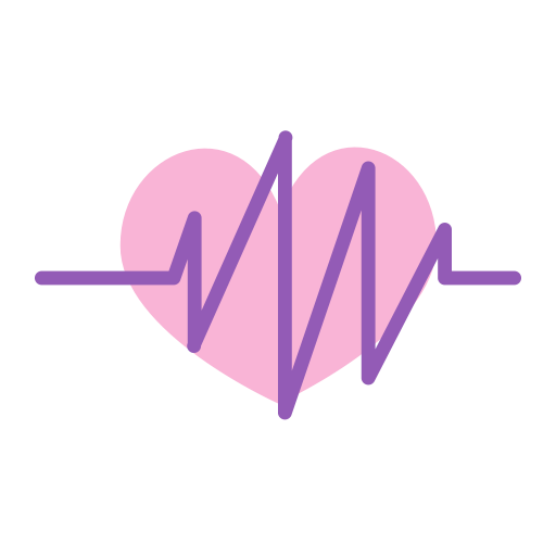 Amy Heartbeat, Heartbeat, Life Icon With Png And Vector Format