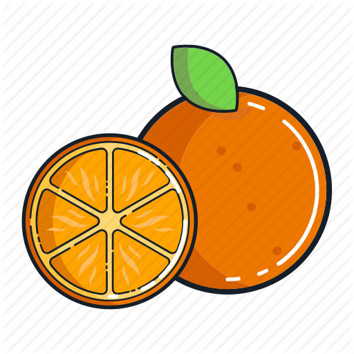 Food, Fruit, Healthy, Juice, Orange, Organic, Smoothie Icon
