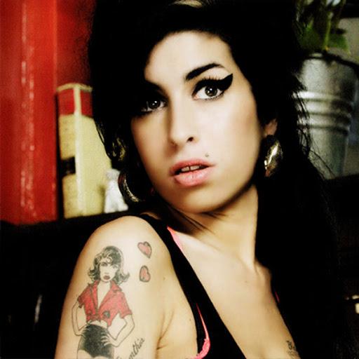Style Icon Amy Winehouse Tahitia Allante