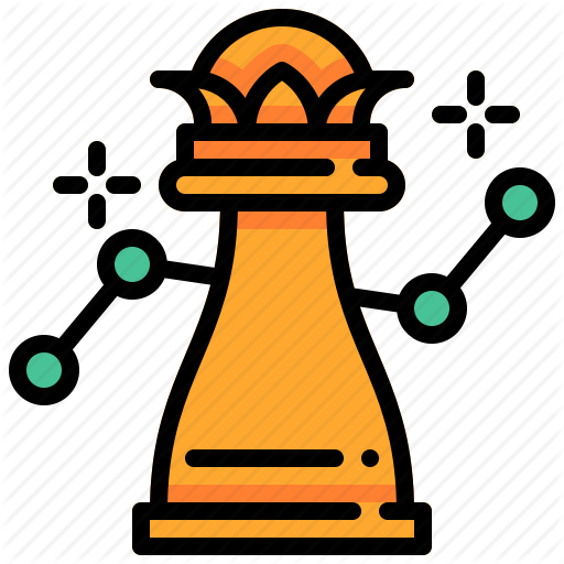 Ana, Chess, Financial, Strategy Icon
