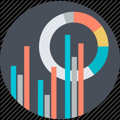 Analysis, Business, Chart, Round, Statistics Icon