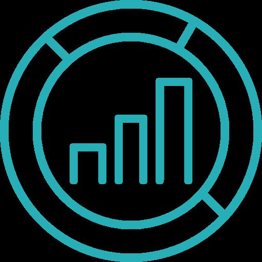 Data, Analysis Icon Free Of Minimal Business Line Icons