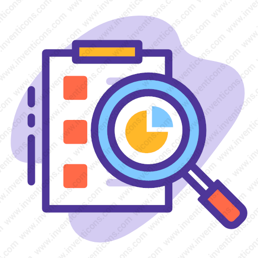 Download Analysis Icon Inventicons