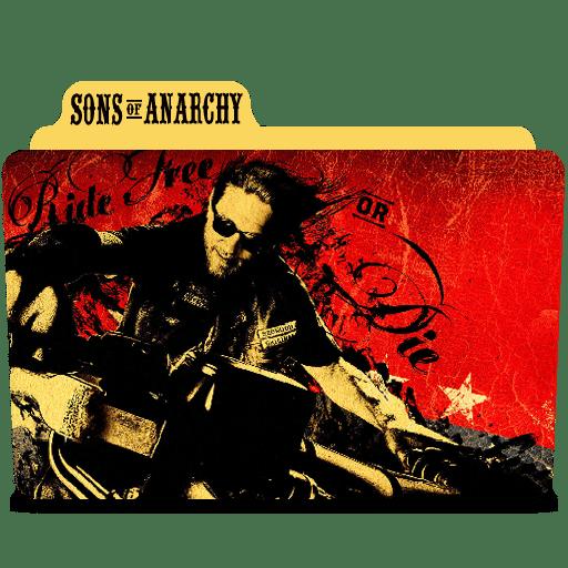 Folder Sons Icon Anarchy