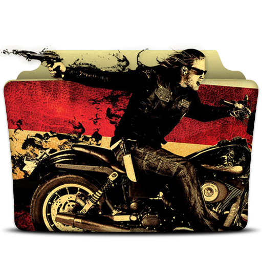 Sons Of Anarchy Icon Tv Series Folder Pack Iconset