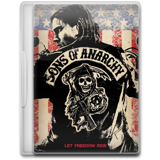 Sons Of Anarchy Icon Tv Show Mega Pack Iconset